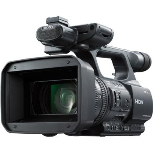 Camera-video-Sony-Sony-HDR-FX1000E-HDV-3-CMOS-profesionala 0